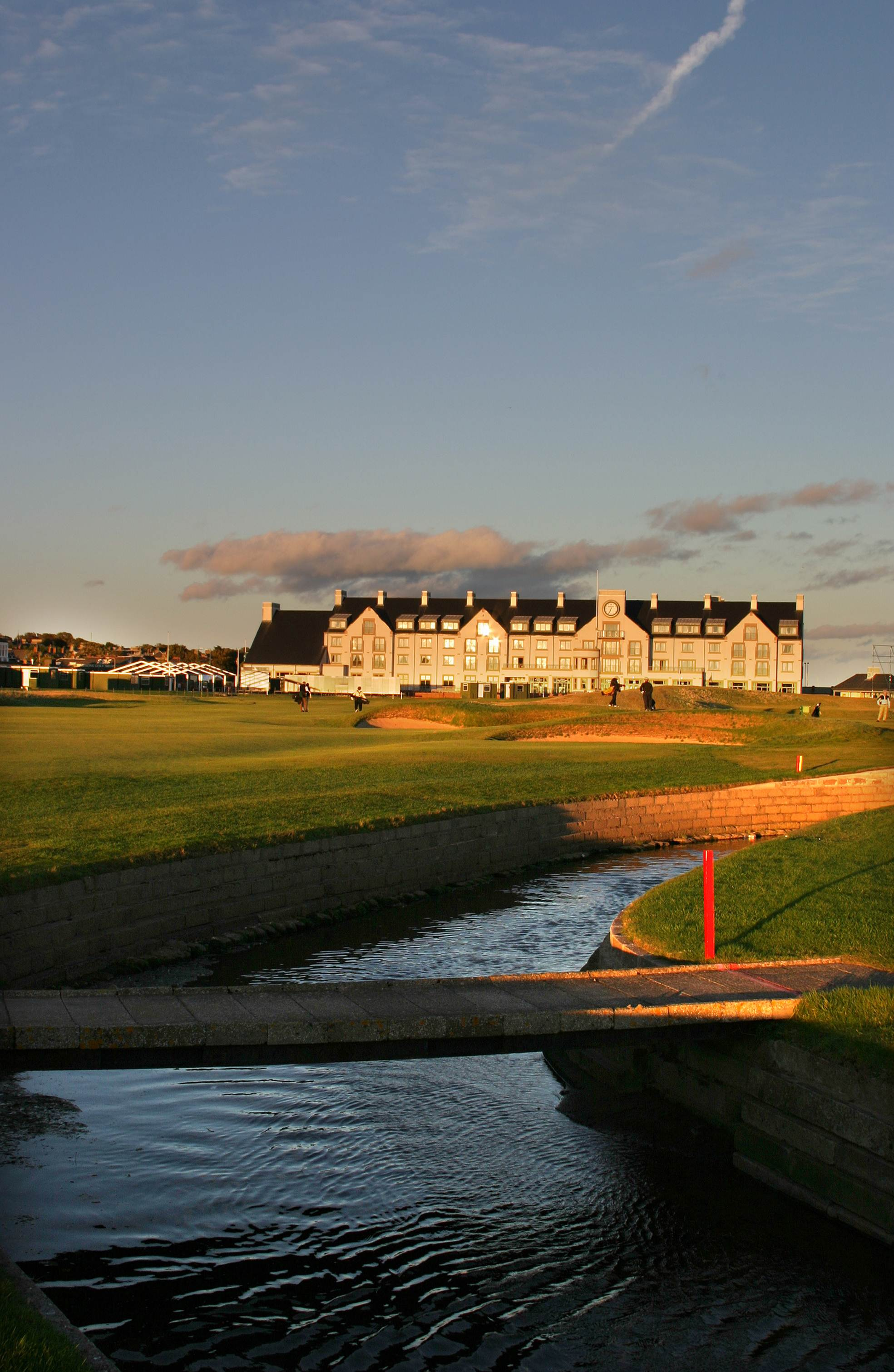 Iamge of the Carnoustie Golf Hotel