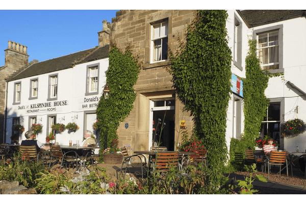 The Ducks Inn at Kilspindie Hotel, East Lothian