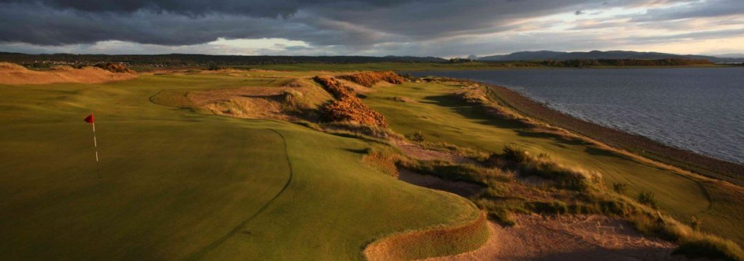 Image of Castle Stuart golf course which we feature in our Scotland Golf Tours