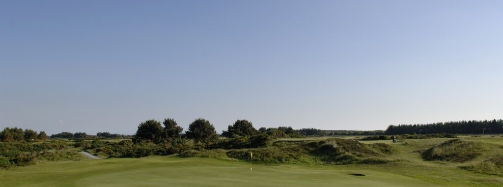 An image of Gailes Links