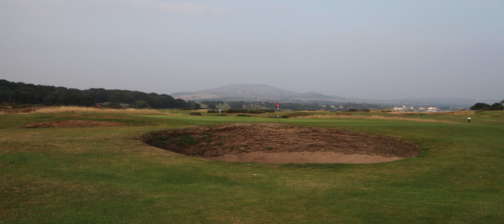 1st at Leven Links