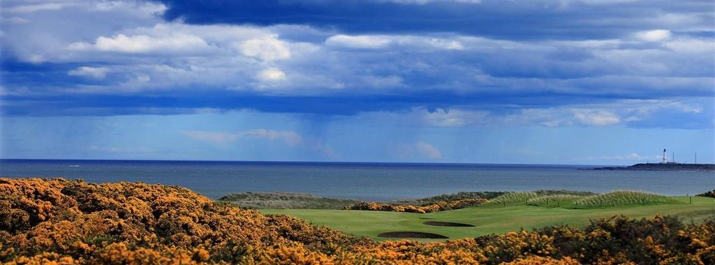 An image of Royal Aberdeen Golf Club which we feature in our Aberdeenshire Golf Tour
