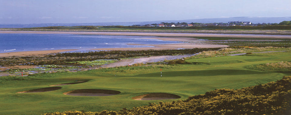an image of Royal Dornoch which we feature