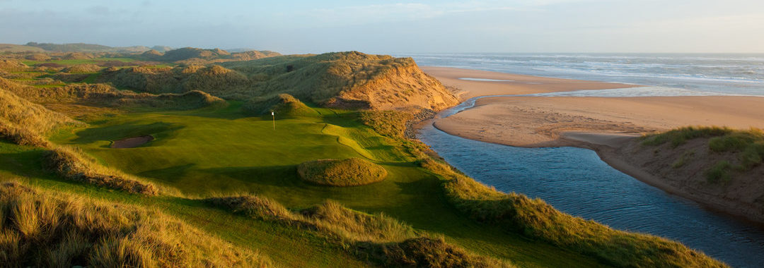 Iage of Trump Aberdeen Golf Course