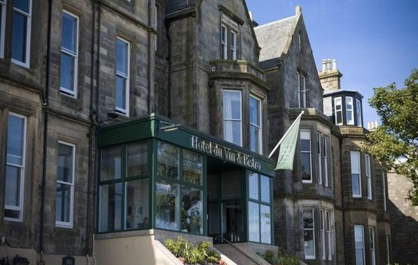 Image of the exterior of the Hotel du Vin St Andrews