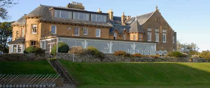 Royal Golf Hotel Dornoch Exterior