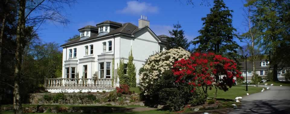 Aberdeenshire Hotels - The Marcliffe Hotel & Spa