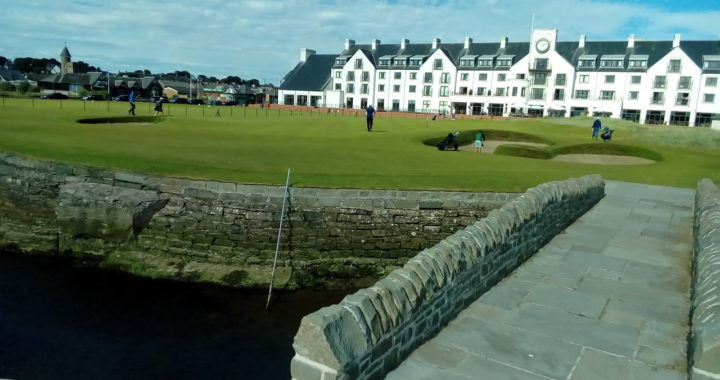 Carnoustie Golf Club one of the top Scottish Golf Courses