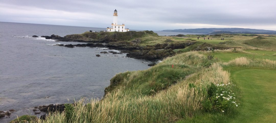 Ayrshire Golf Courses | Golf Courses in Ayrshire |Turnberry Ailsa Course