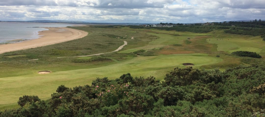 Royal Dornoch Golf Club one of the top Scottish golf courses