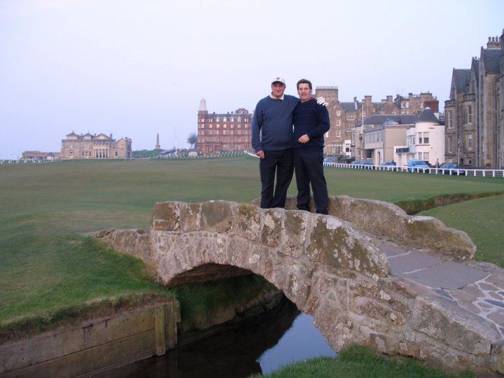 Scotland Golf Vacations and Scotland Golf Tours at the Home of Golf